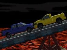 SeeSaw Ramp Car Balance