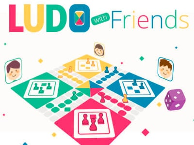 Ludo With Friends online game
