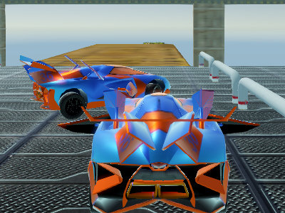 Fly Car Stunt 2 online hra