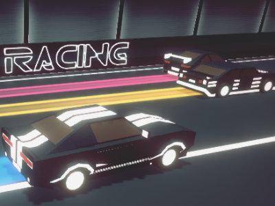 3D Neo Racing online hra