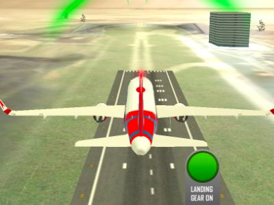 Boeing Flight Simulator 3D online game