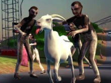 Goat vs Zombies