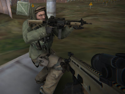 Soldiers 6 - World War Z online game