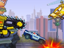 Car Eats Car: Evil Cars online game