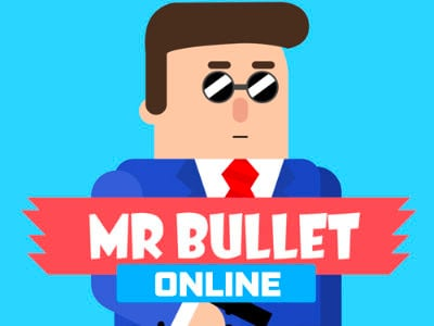 Mr Bullet online game