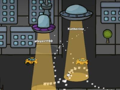 UFOz online hra
