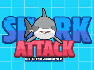 Shark Attack online hra