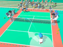Mini Tennis 3D online game