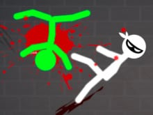 Stickman Warriors: Fatality online game