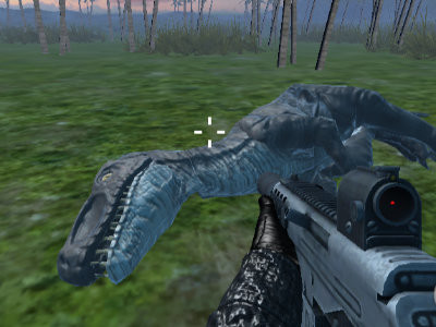 Dinosaur Survival Simulator
