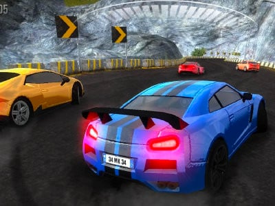 Extreme Asphalt : Car Racing online game
