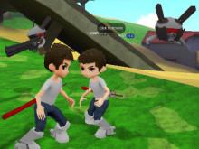 SideArms juego en línea