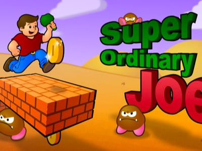 Super Ordinary Joe oнлайн-игра