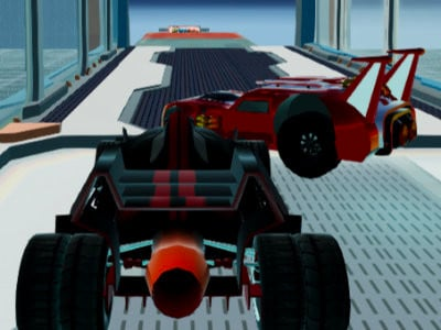 Fly Car Stunt 3 online hra