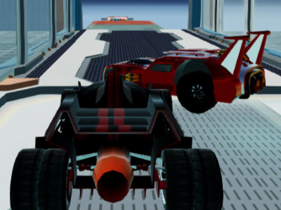 Fly Car Stunt 3 online game