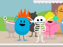Dumb Ways to Die: Original online hra