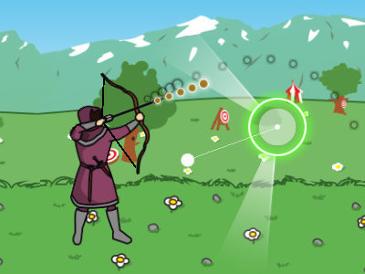 100 Arrows online game