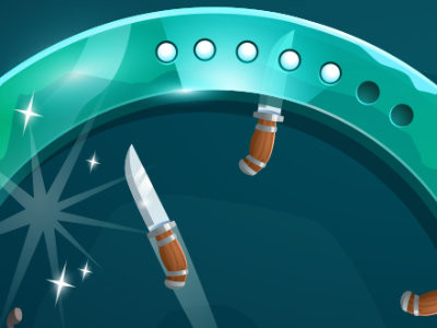 Knife Spin online game