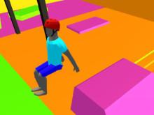 Backflip Dive 3D online hra