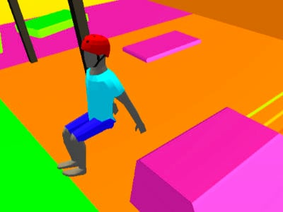 Backflip Dive 3D online game