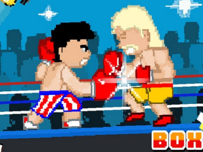 Boxing fighter : Super punch online game