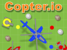 Copter online game