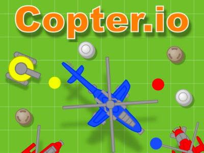 Copter online hra