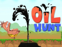 Oil Hunt online hra