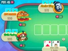 Banana Poker online hra