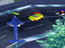 Police Helicopter online game