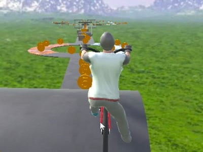 Xtreme Speed Stunts BMX oнлайн-игра