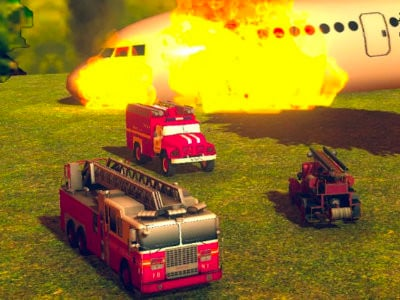 Fireman Simulator online game