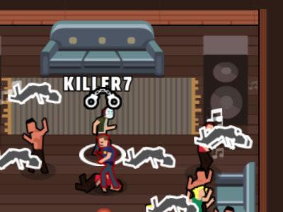Killer online hra