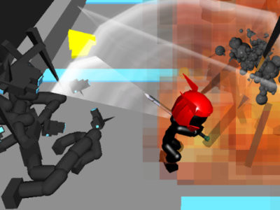 Stickman Sword Fighting 3D online game