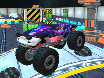 4x4 Offroad Monster Truck oнлайн-игра