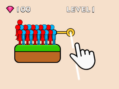 Rope Help online game