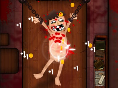 Torture the Trollface online game
