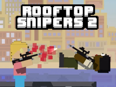 Rooftop Snipers 2 online game