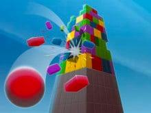 Tower Crash 3D oнлайн-игра