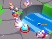 Kart Fight online hra