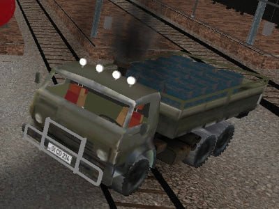 Russian Kamaz Truck Driver 2 online game