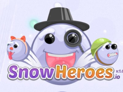 SnowHeroes online game