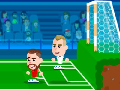 Football Masters: Euro 2020 online game