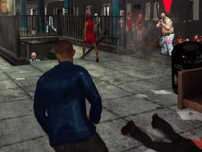 Mad City Metro Escape Story online hra