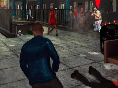 Mad City Metro Escape Story online game