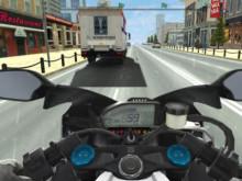 Moto Road Rash 3D online hra