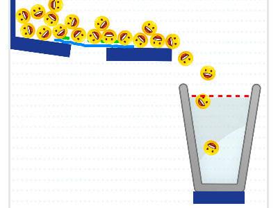 Emoji Glass online hra
