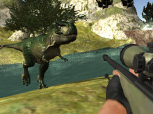 Dino Hunting online game