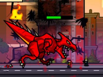 T-Rex N juego en línea