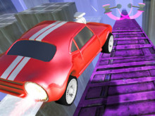 Fly Car Stunt 4 online hra